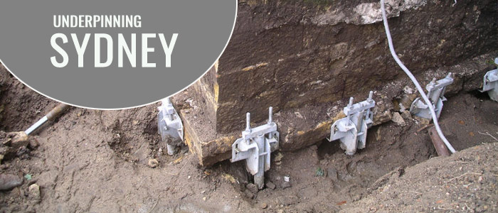 Underpinning Lane Cove
