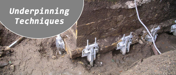 Underpinning Waterways
